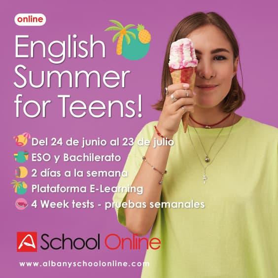 clases y cursos de ingles online